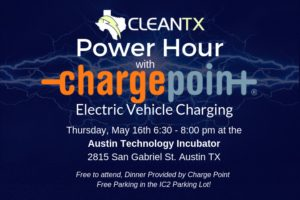 CleanTX Power Hour with ChargePoint