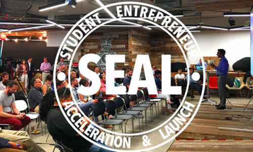 Student Entrepreneur Acceleration and Launch (SEAL)