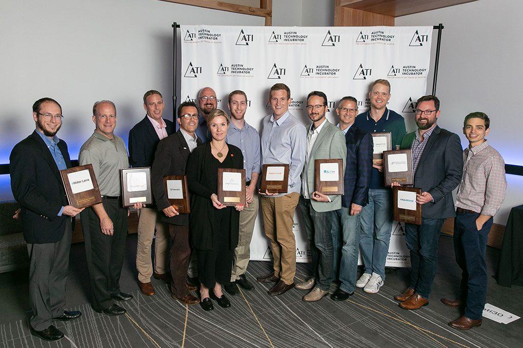 ATI 2019 graduating member companies
