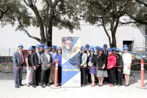 IMPACT Lab announcement at ACC Highland