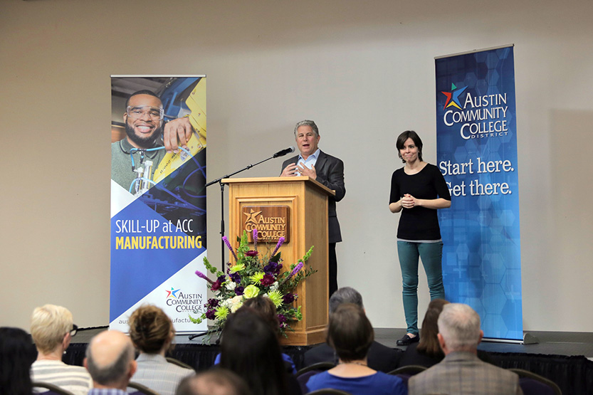 ATI and Austin Community College announce new manufacturing incubator at ACC Highland