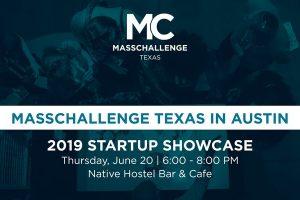 MassChallenge Texas in Austin - 2019 Startup Showcase