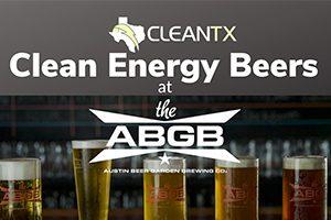 Clean Energy Beers