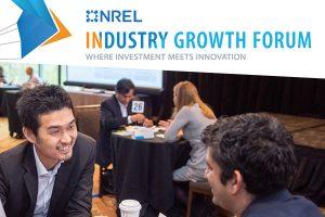NREL Industry Growth Forum