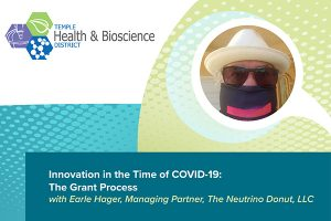 Innovation in the Time of COVID-19: The Grant Process