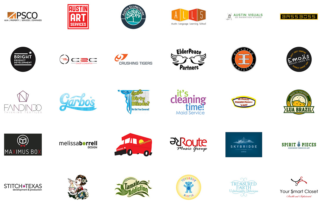 FASTForward company logos