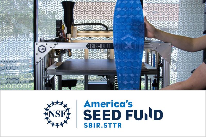 ATI member re:3D awarded SBIR grant from NSF
